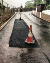 Garden Village Road Repair