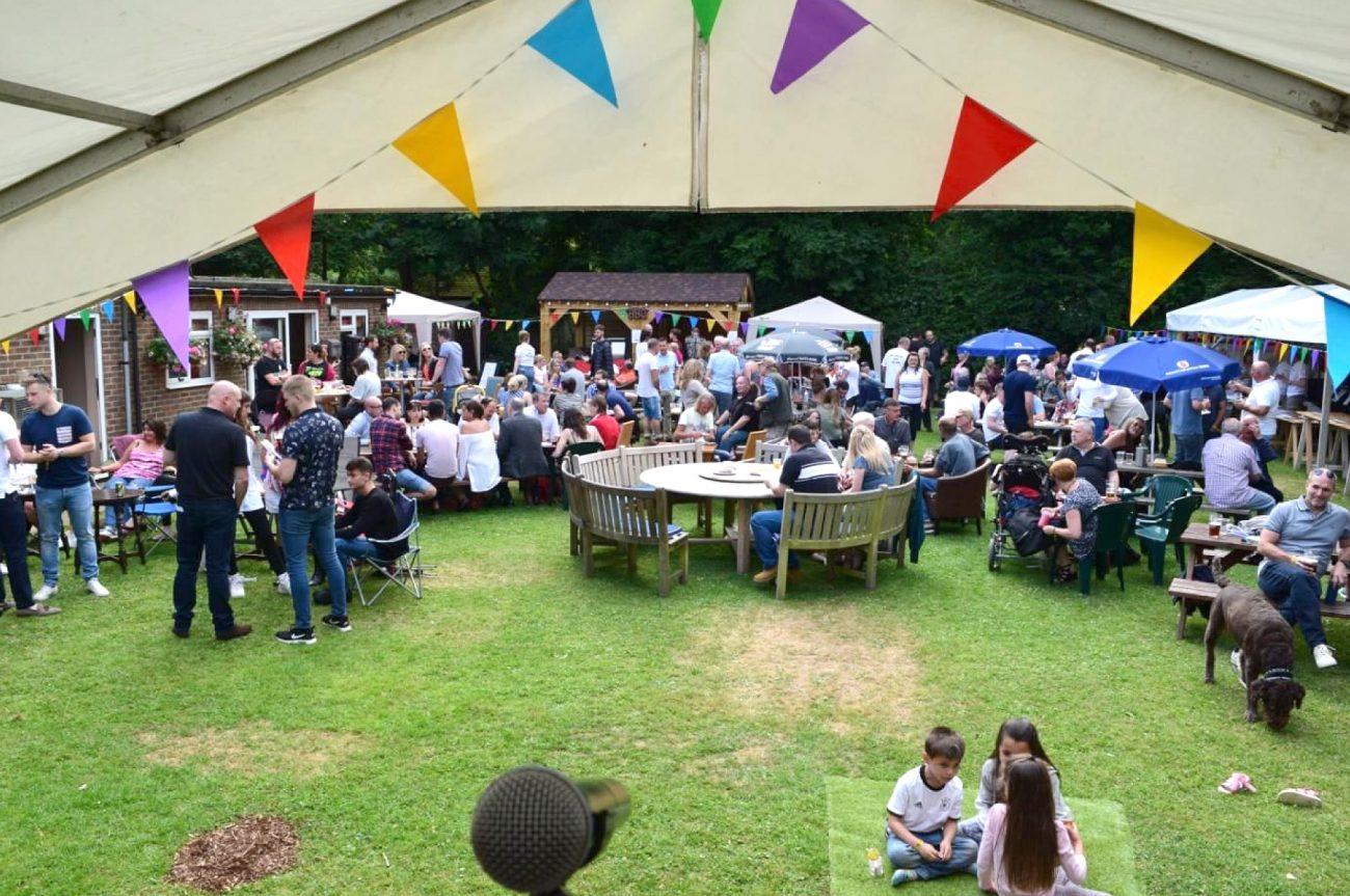 Woldingham Village Club Beer Festival 2017