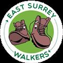 East Surrey Walkers Logo