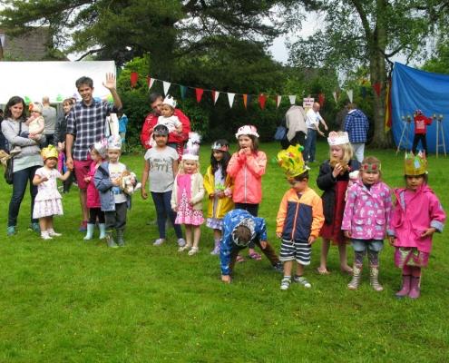 Village Garden Party, 11 June 2016